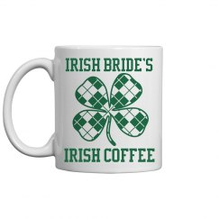 Irish Bride Irish Coffee