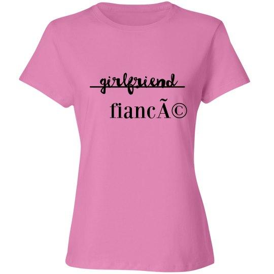Fiance T-Shirt