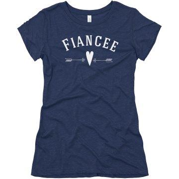 Fiancee Heart Arrows