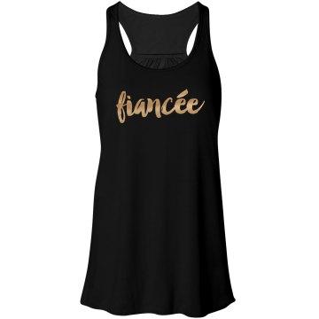 Fiancee Tank Top