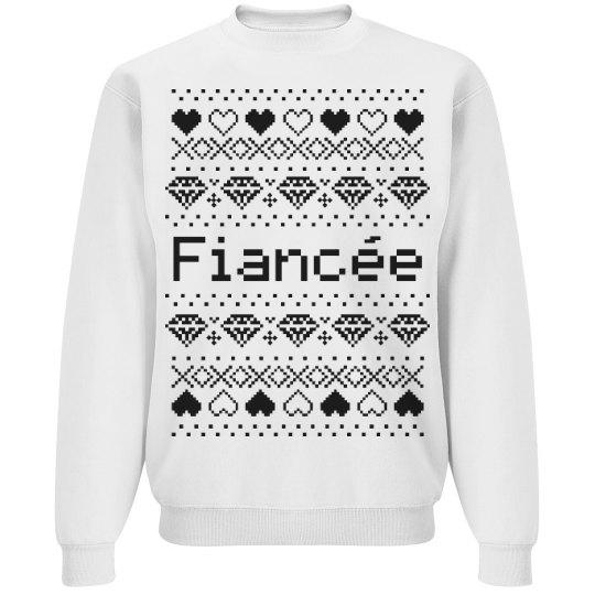 Fiancee Ugly Sweater