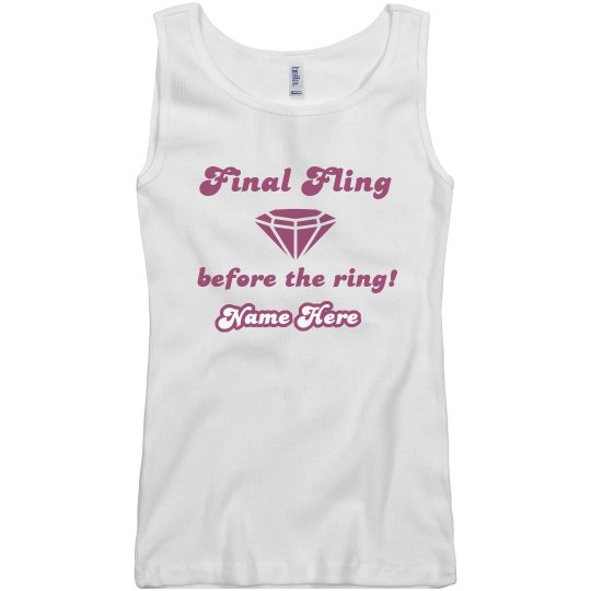 Final Fling Diamond