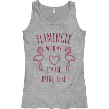 Flamingle with Me, Bride to Be