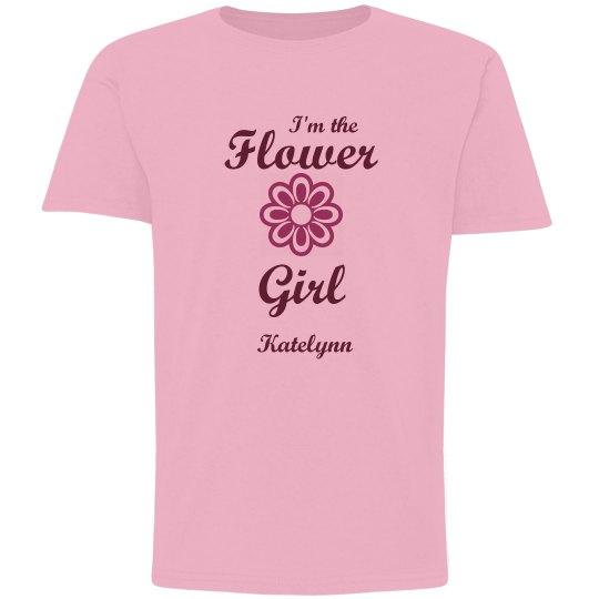 Flower Girl Katelynn