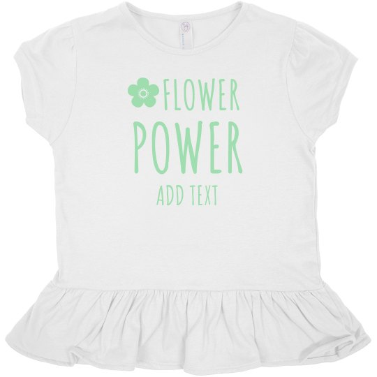 Flower Girl Power