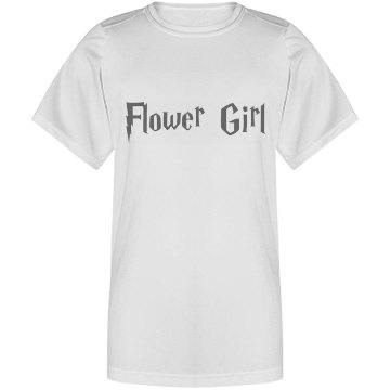 Flower Girl Youth Tshirt