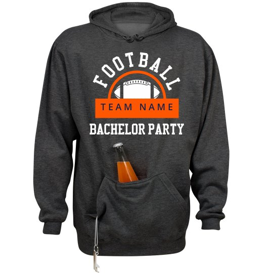 Football Bachelor Party