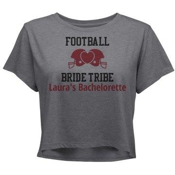 Football Bride Tribe