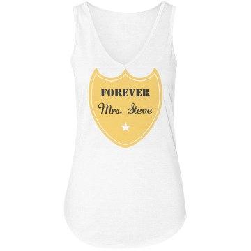 Forever Mrs. Bling Tee