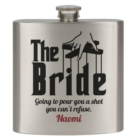 Funny Bride Gift