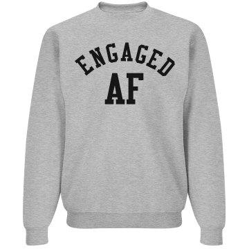 Funny Engagement Custom Date