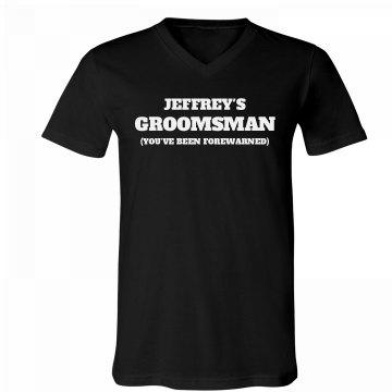 Funny Groomsman
