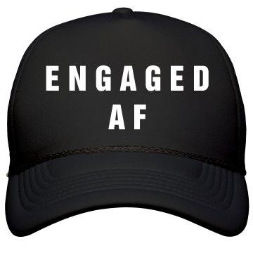 Funny I'm Engaged AF