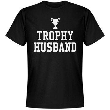 Funny Trophy Husband