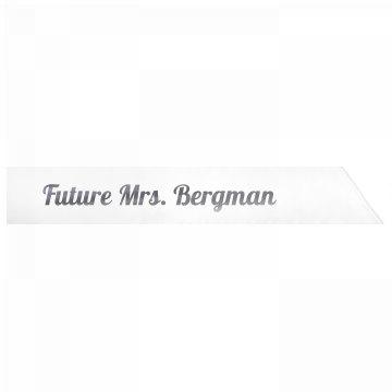 Future Mrs. Bergman