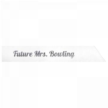 Future Mrs. Bowling