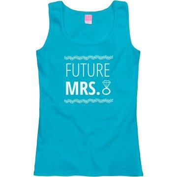 Future Mrs. Diamond
