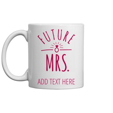 Future Mrs Diamond Ring