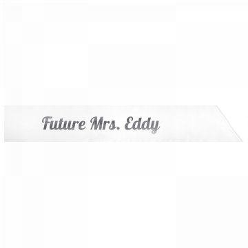 Future Mrs. Eddy