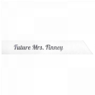 Future Mrs. Finney