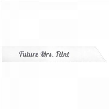 Future Mrs. Flint