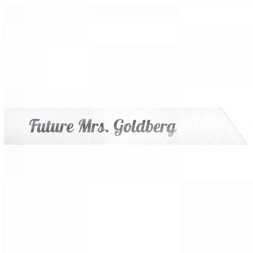 Future Mrs. Goldberg