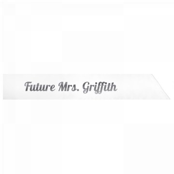 Future Mrs. Griffith
