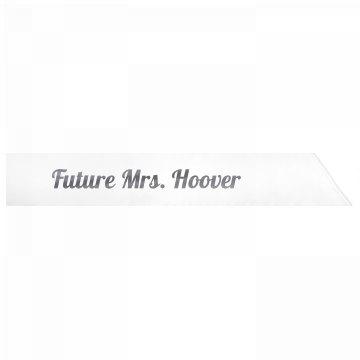Future Mrs. Hoover