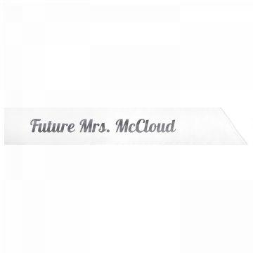 Future Mrs. McCloud
