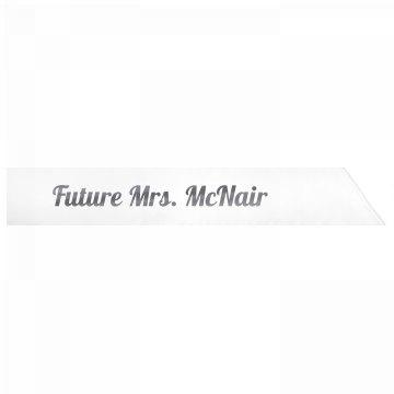 Future Mrs. McNair