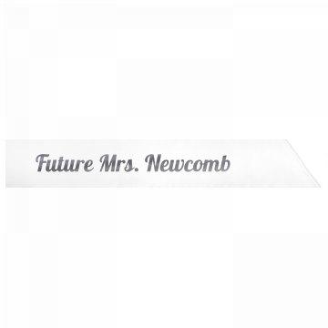 Future Mrs. Newcomb