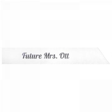 Future Mrs. Ott