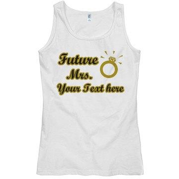 Future Mrs. (Personalize