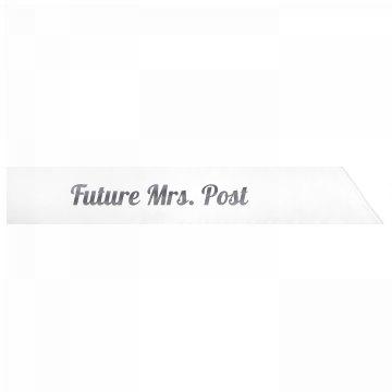 Future Mrs. Post