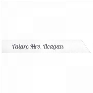 Future Mrs. Reagan