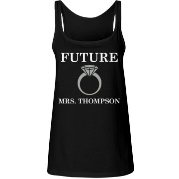 Future Mrs. Thomas