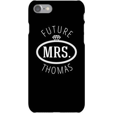 Future Mrs. w/Ring
