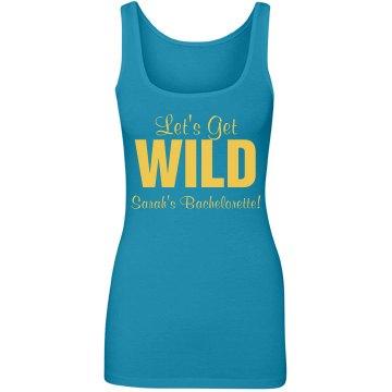 Get Wild Bachelorette