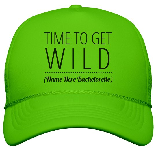 Get Wild Custom Bachelorette