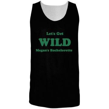 Get Wild Mesh Tank