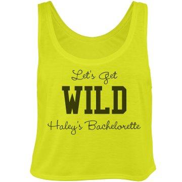 Get Wild Tank