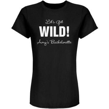 Get Wild Tee