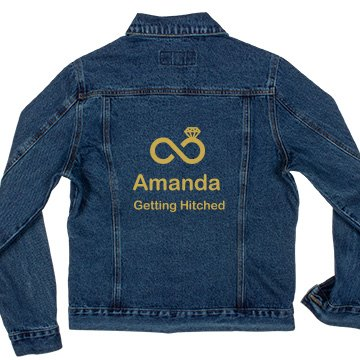 Getting Hitched Denim Jacket