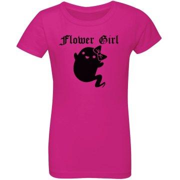 Ghosty Flower Girl