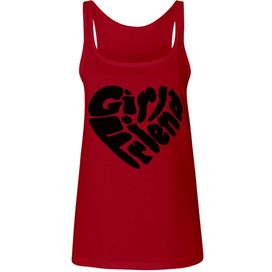 Girl Friend T Shirt
