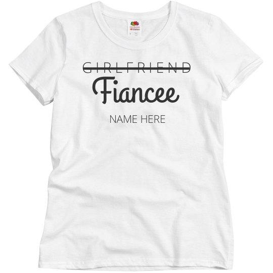 Girlfriend Becomes Fiancee