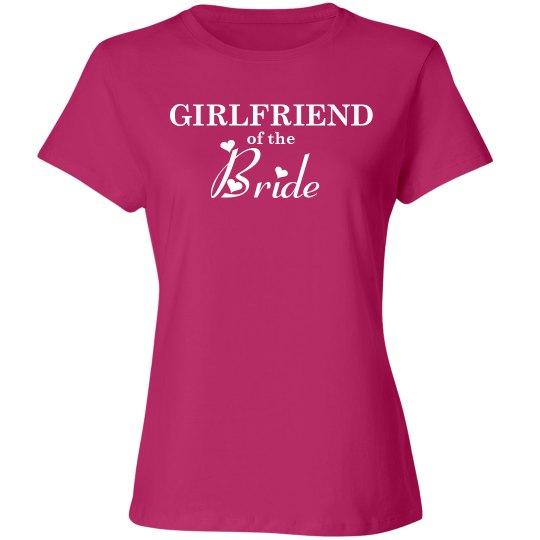 Girlfriend of the bride