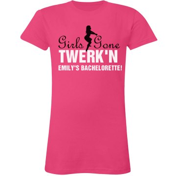 Girls Gone Twerkin'