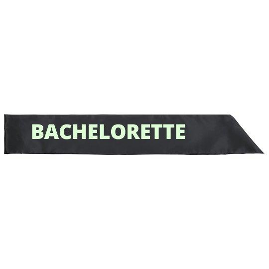 Glow Bachelorette