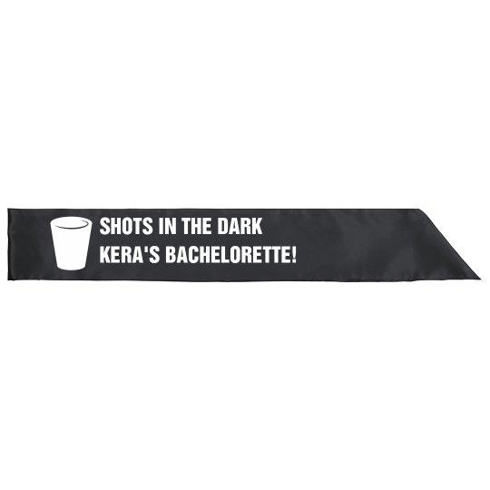 Glow In The Dark Shots